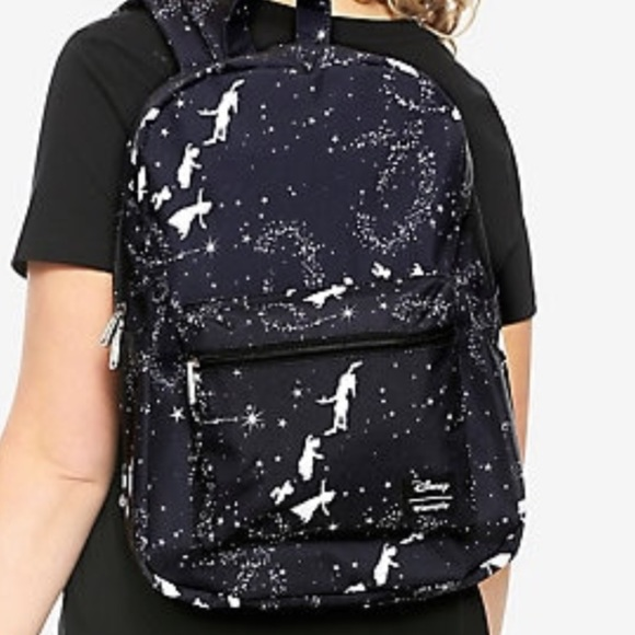 Loungefly and Disney Peter Pan Backpack
